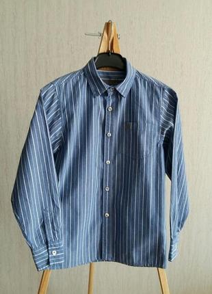 Рубашка модная  на 10-11 лет r e b e l