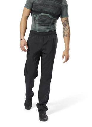 Штаны муж. reebok training essentials woven (арт. cy4867)