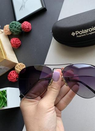 Оригинальные очки капельки polaroid