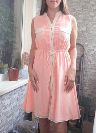 Новое платье рубашка lucy&co