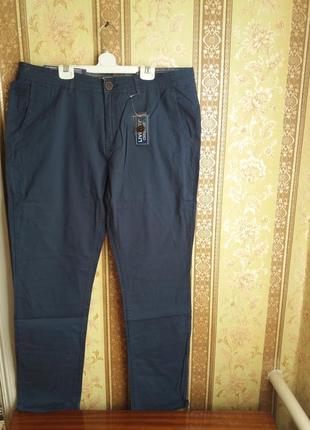 Мужские стрейчевые брюки livergy р.562 фото