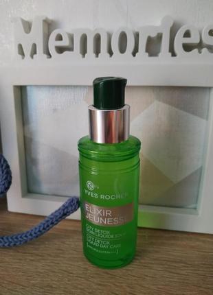 Yves rocher elixir дневной флюид для лица