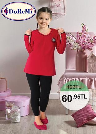 Miorre doremi пижама для девочки