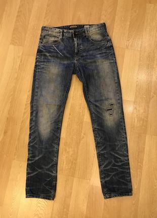 Мужские джинсы pull&bear состояние новых