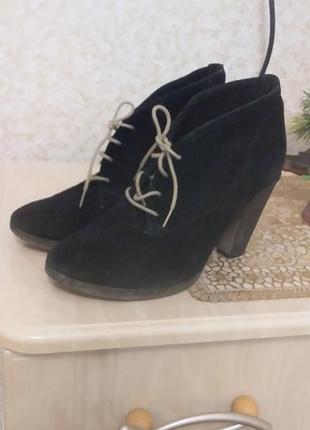 Ботинки.ботильени