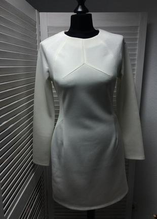 Нарядное белое платье ,вечернее платье