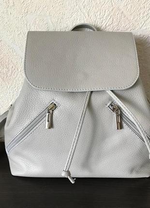 Рюкзак 29442 /италия/ светло-серый