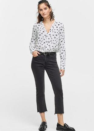 Джинсы новые! jeans nahla cropped bootcut размер(евро )42. закрытие шафы 10.12