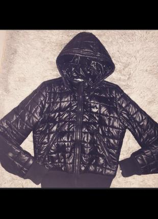 Куртка евро зима adidas