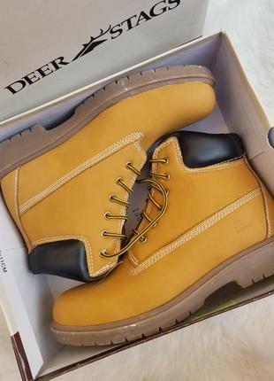 Ботінки (ботинки , сапоги, черевики) deer stags mack2 (m), 39розмір