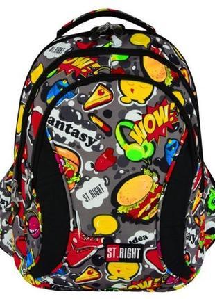 Суперский рюкзак st.right