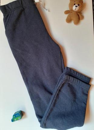 Утепленные спортивные штаны george!
