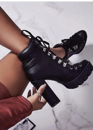 Ботинки covalli