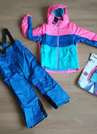 Лыжный костюм девочка