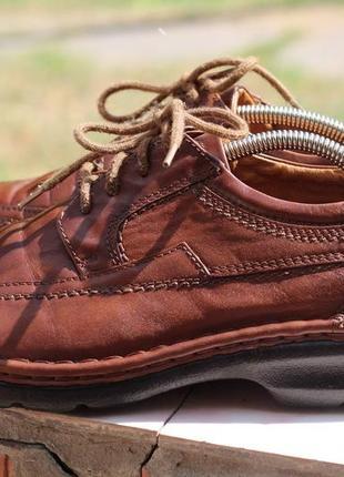 Мужские туфли borelli 41-42