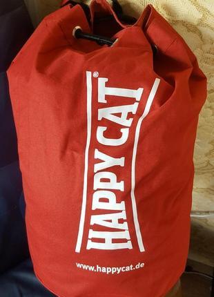 Надежный рюкзак сумка happy cat германия