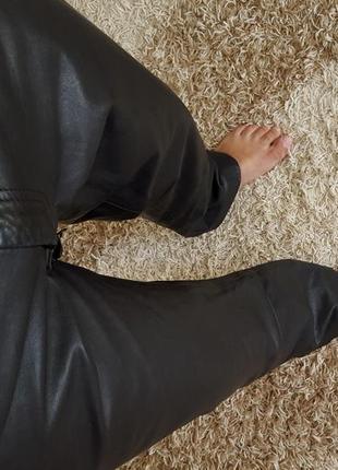 Кожаные штаны ixs германия