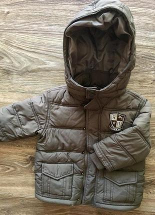 Детская куртка l.o.g.g. made by h&m