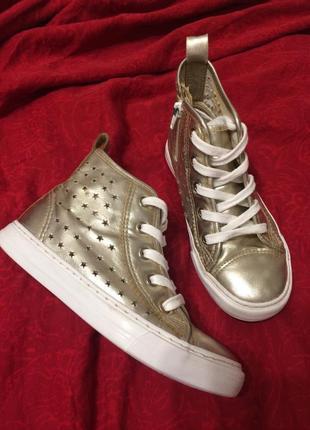 Young dimensions высокие кроссовки кеды ботинки