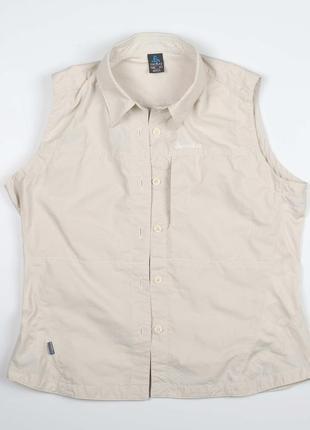 Женская треккинговая рубашка odlo