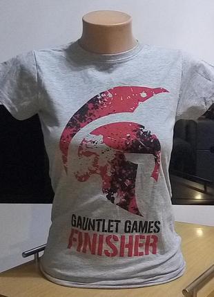 Эффектная футболка от gildan,бангладеш! s