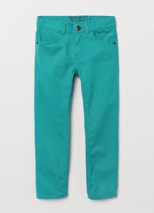Штаны, джинсы h&m  8-9 9-10 лет