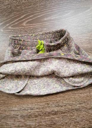 Тёплая юбочка