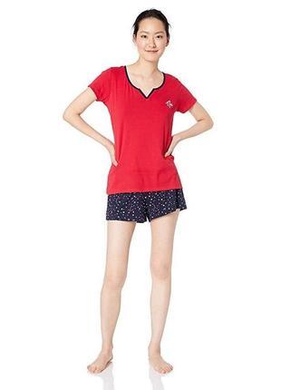 Пижама tommy hilfiger, домашний комплект, оригинал, размер l