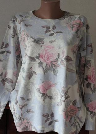 Блуза, размер 54