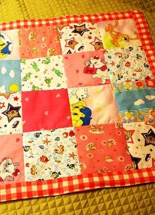 Детское одеяло ( для девочки)