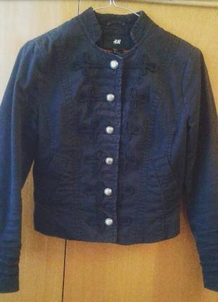 Класная куртка h&m