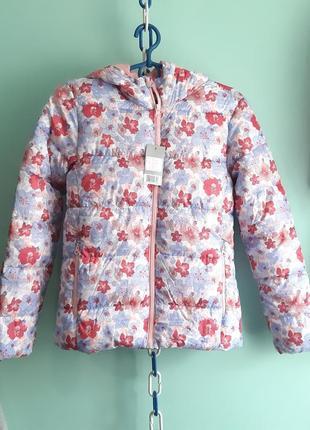 Демисезонная куртка для девочки pepperts