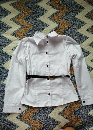 Рубашка до школи