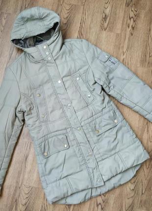 Куртка демисезонная парка весна осень