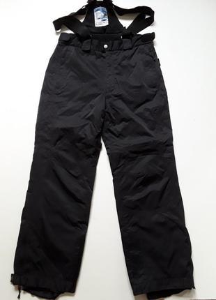 Лыжные ⛷новые штаны  48-50 раз