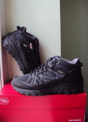 New balance 14501. р 40,5●41. водонепроницаемые ботинки-кроссовки. широкие. оригинал.
