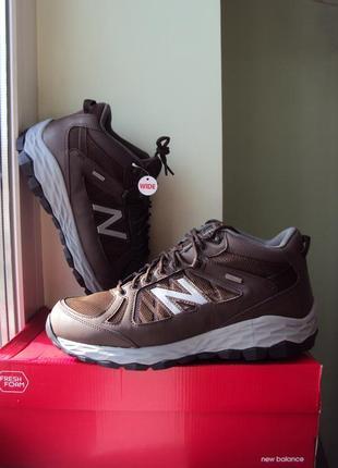 New balance 14501. р 41●42●45. водонепроницаемые ботинки-кроссовки. широкие 4e. оригинал.