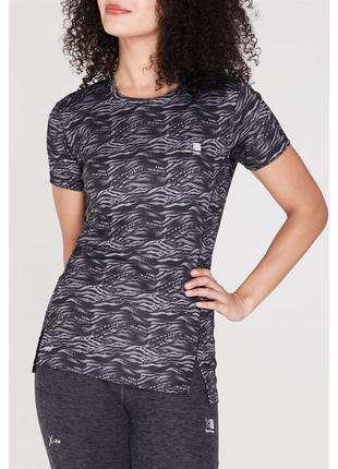 Karrimor женская футболка/футболка для бега/женская майка