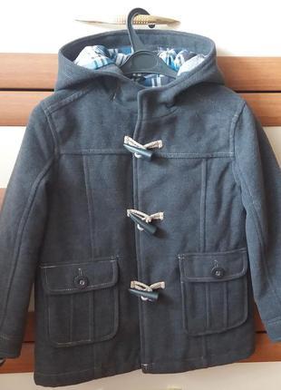 Пальто на мальчика george