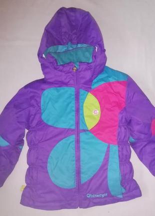 Крутая курточка obermeyer