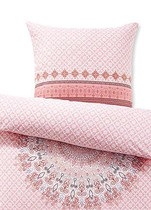 Двустороннее постельное белье tcm tchibo германия