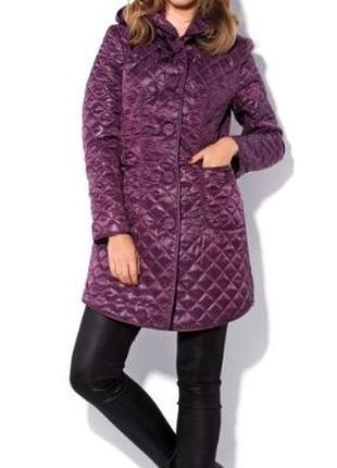 Новая легкая демисезонная куртка на р 50-52