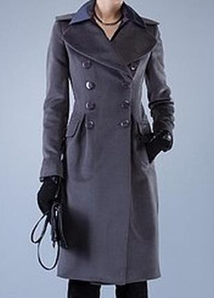 Новое оригинальное демисезонное пальто на р 50-52