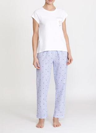 Пижамка от dunnes stores из англии. размер xs