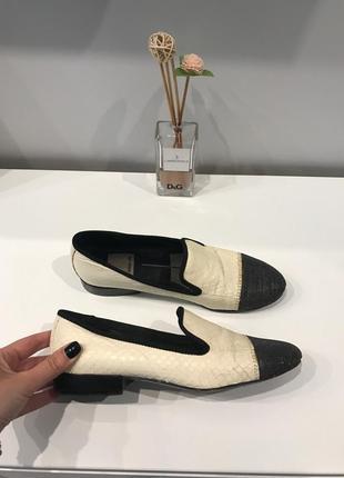 Туфли dolce vita кожа