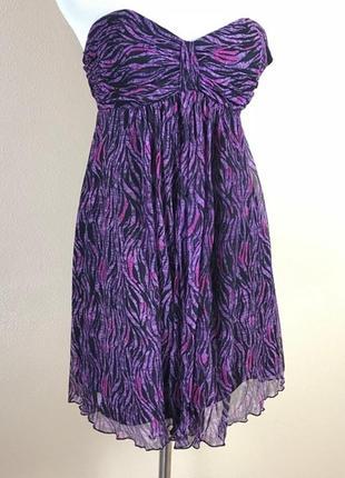 Шелковое платье шовкова сукня express usa