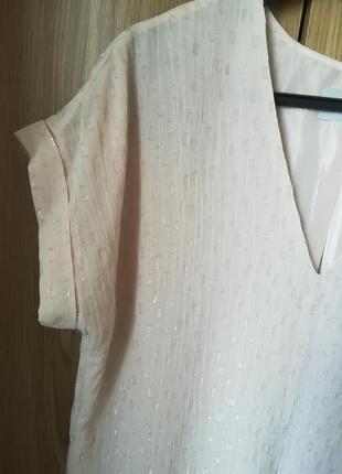 Распродажа акция 1+1=3 блуза с коротким рукавом