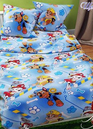 Детске спальные постельного белья