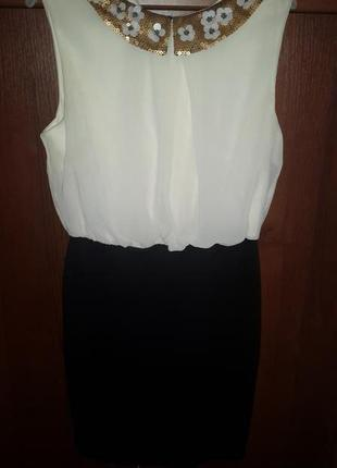Шикарное платье, р 12