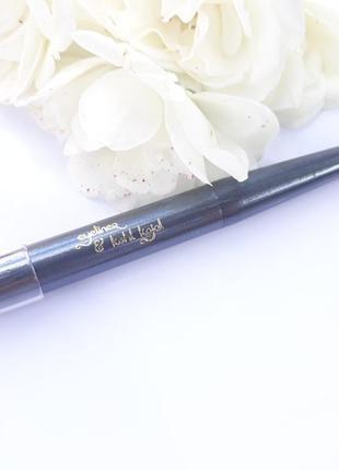 Карандаш для глаз eyeliner&kohl kajal от luxecosmetics